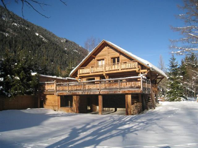 Vacances au ski Chalet Peyrlaz