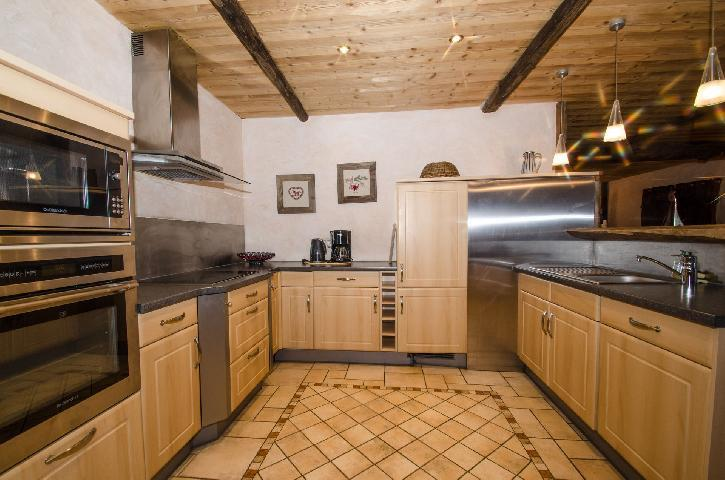 Location au ski Appartement 4 pièces 8 personnes - Maison La Ferme A Roger - Chamonix