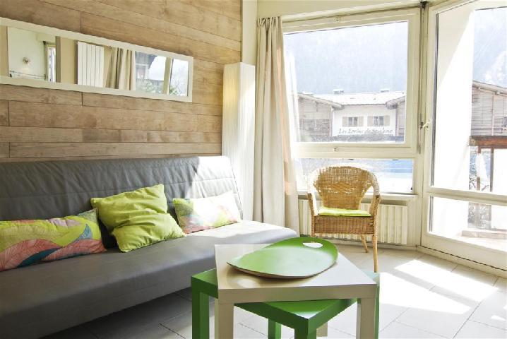 Location au ski Appartement 3 pièces 7 personnes (EDEN) - Residence Beausite - Chamonix
