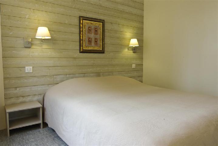Location au ski Appartement 3 pièces 7 personnes (EDEN) - Residence Beausite - Chamonix - Lit double