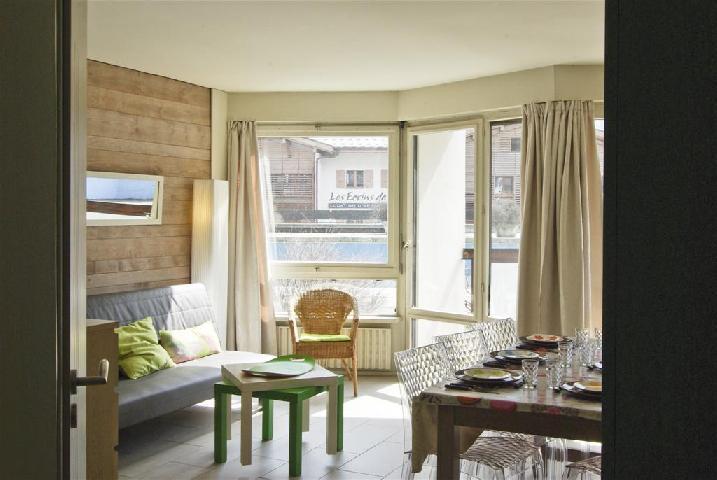 Location au ski Appartement 3 pièces 7 personnes (EDEN) - Residence Beausite - Chamonix - Séjour