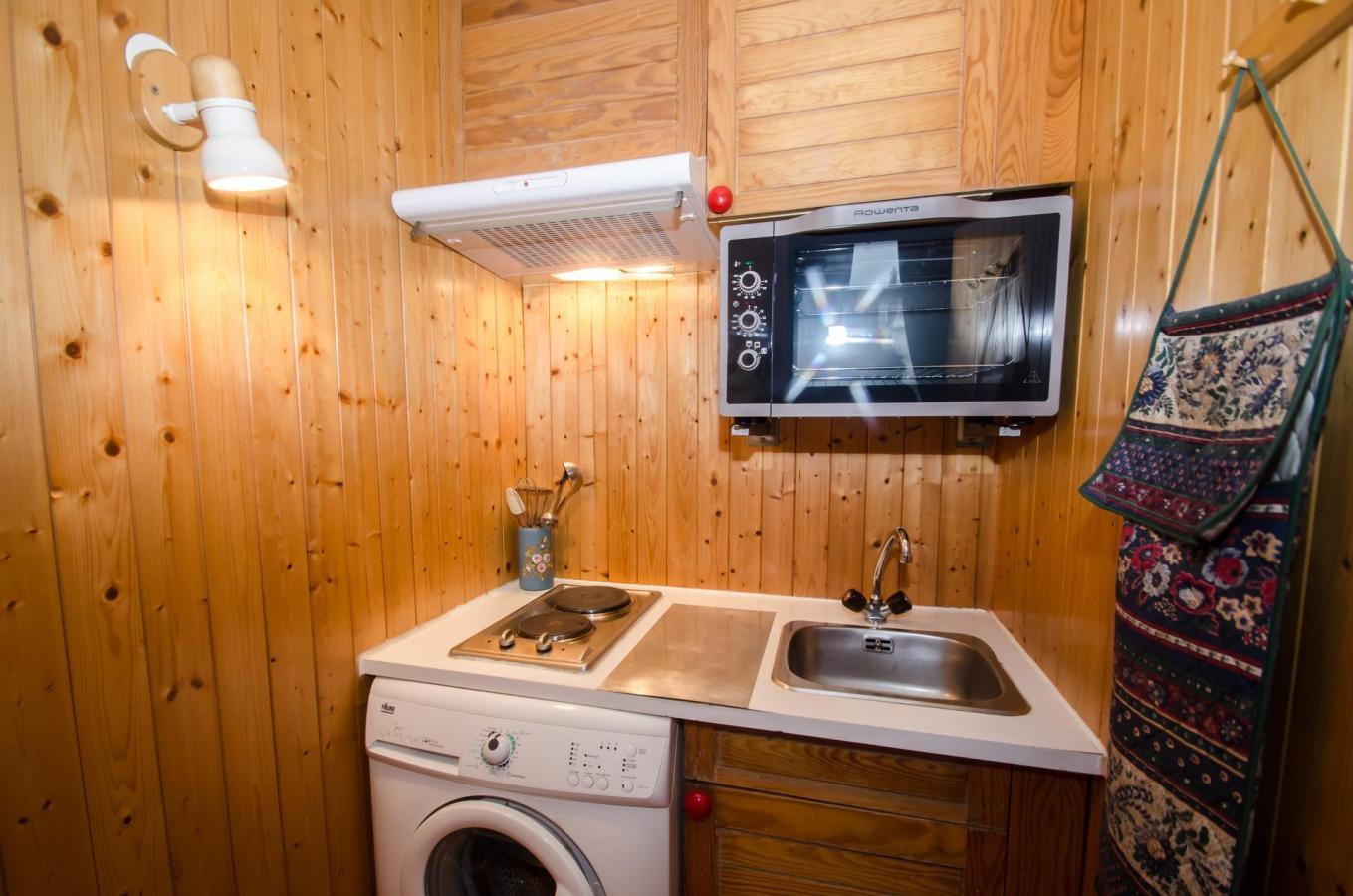 Location au ski Studio 4 personnes - Residence Carlton - Chamonix - Bureau