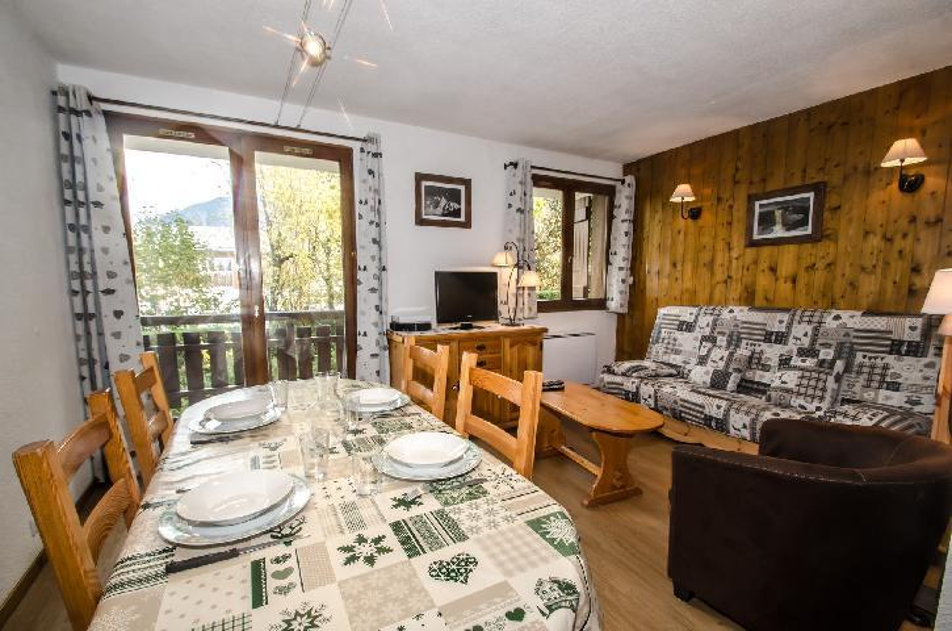 Ski tout compris Residence Choucas