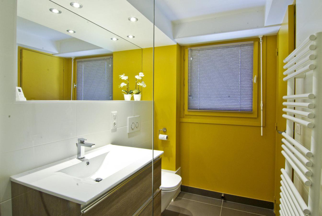 Location au ski Appartement 4 pièces 8 personnes - Residence Espace Montagne - Chamonix - Chambre