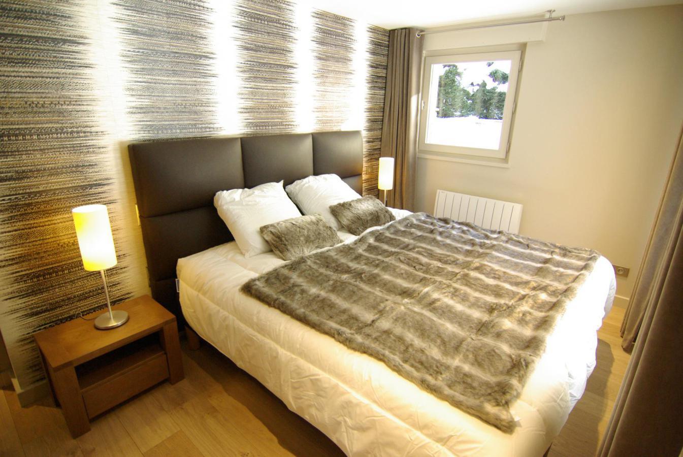 Location au ski Appartement 4 pièces 8 personnes - Residence Espace Montagne - Chamonix - Cuisine