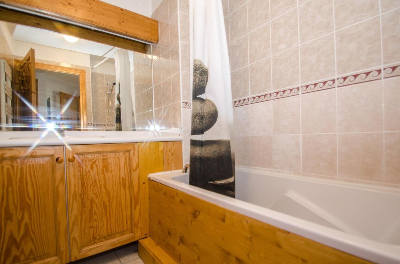 Location au ski Appartement 2 pièces 4 personnes - Residence Les Chalets Du Savoy - Colorado - Chamonix - Four