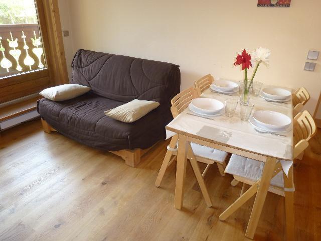 Location au ski Appartement 2 pièces 4 personnes - Residence Les Chalets Du Savoy - Orchidee - Chamonix