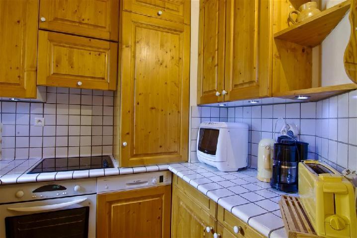 Location au ski Appartement 5 pièces 8-8 personnes - Residence Les Chalets Du Savoy - Orchidee - Chamonix - Chambre