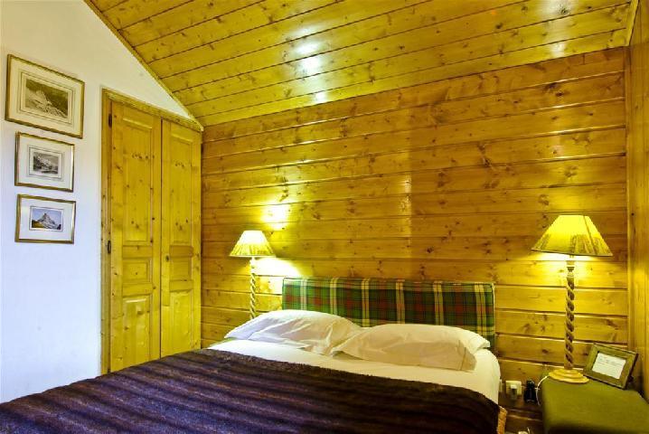 Location au ski Appartement 5 pièces 8-8 personnes - Residence Les Chalets Du Savoy - Orchidee - Chamonix - Cuisine ouverte