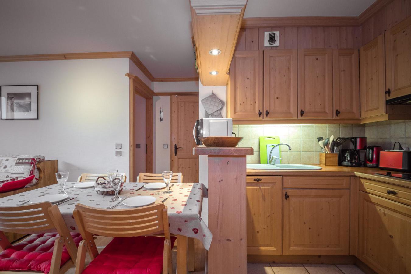 Location au ski Appartement 2 pièces 4 personnes - Residence Les Chalets Du Savoy - Orchidee - Chamonix - Extérieur hiver