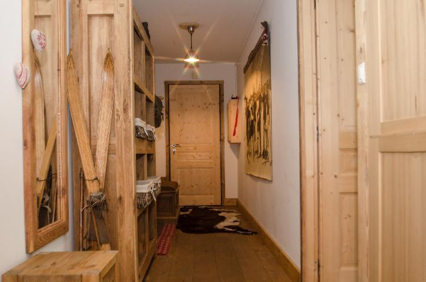 Location au ski Appartement 3 pièces 5-5 personnes - Residence Lyret 1 - Chamonix