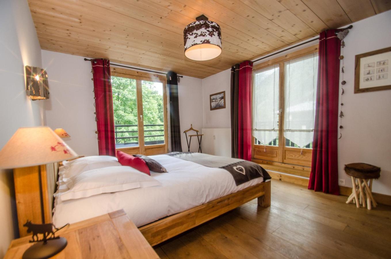 Location au ski Appartement 3 pièces 5-5 personnes - Residence Lyret 1 - Chamonix - Séjour