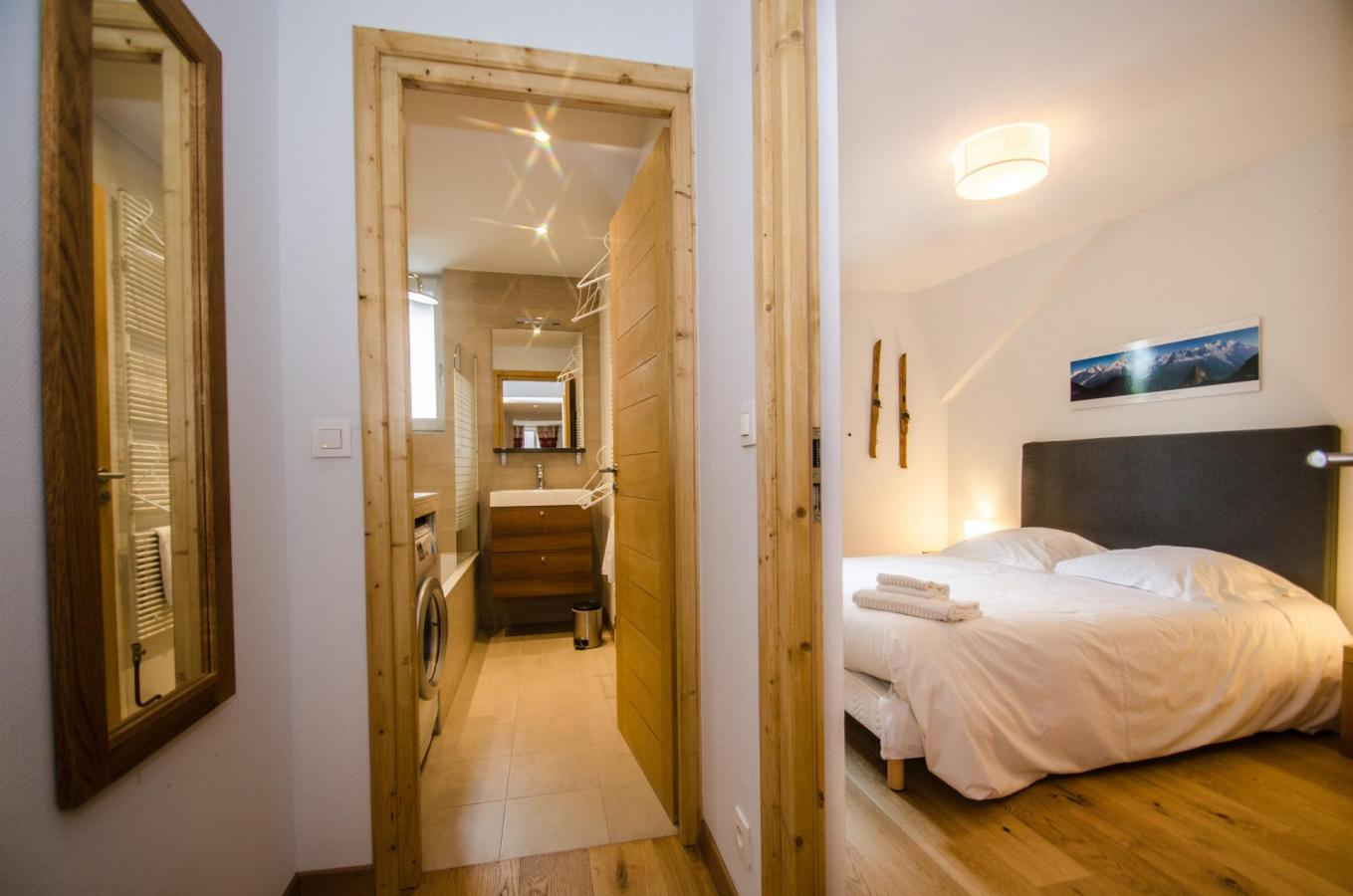 Ski en janvier Residence Roches Blanches