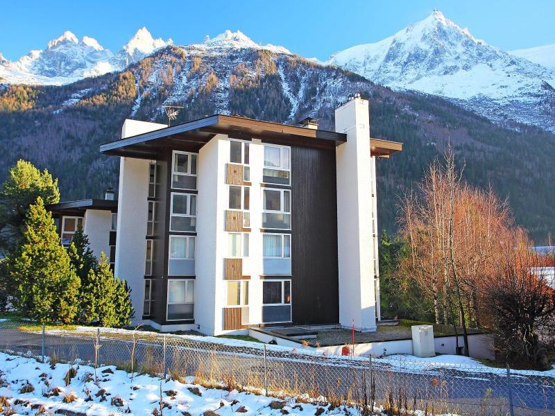 Holiday in mountain resort Arve 1 et 2 - Chamonix - Winter outside
