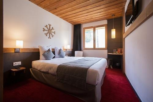 Location au ski Best Western Plus Excelsior Chamonix Hotel & Spa - Chamonix - Chambre