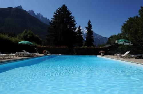 Location au ski Best Western Plus Excelsior Chamonix Hotel & Spa - Chamonix - Piscine