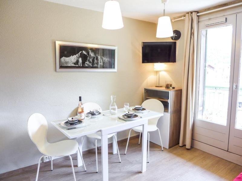 Location au ski Appartement 2 pièces 3 personnes (1) - Blanc Neige - Chamonix