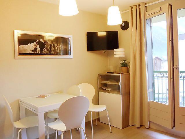 Location au ski Appartement 2 pièces 3 personnes (1) - Blanc Neige - Chamonix - Appartement