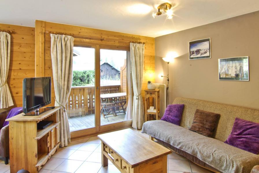 Location au ski Appartement 3 pièces 6 personnes - Chalet Clos des Etoiles - Chamonix - Appartement