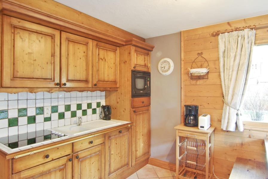Location au ski Appartement 3 pièces 6 personnes - Chalet Clos des Etoiles - Chamonix - Cuisine