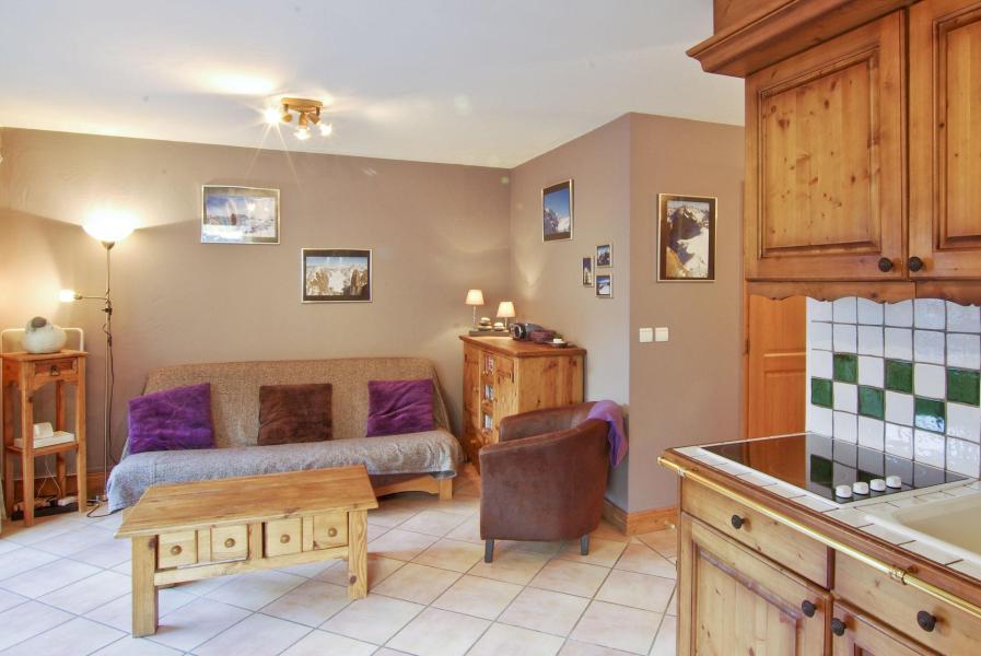 Location au ski Appartement 3 pièces 6 personnes - Chalet Clos des Etoiles - Chamonix - Séjour