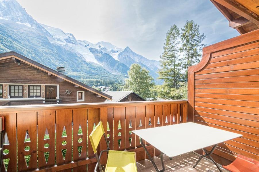 Location au ski Appartement 4 pièces 8 personnes - Chalet Clos des Etoiles - Chamonix - Appartement