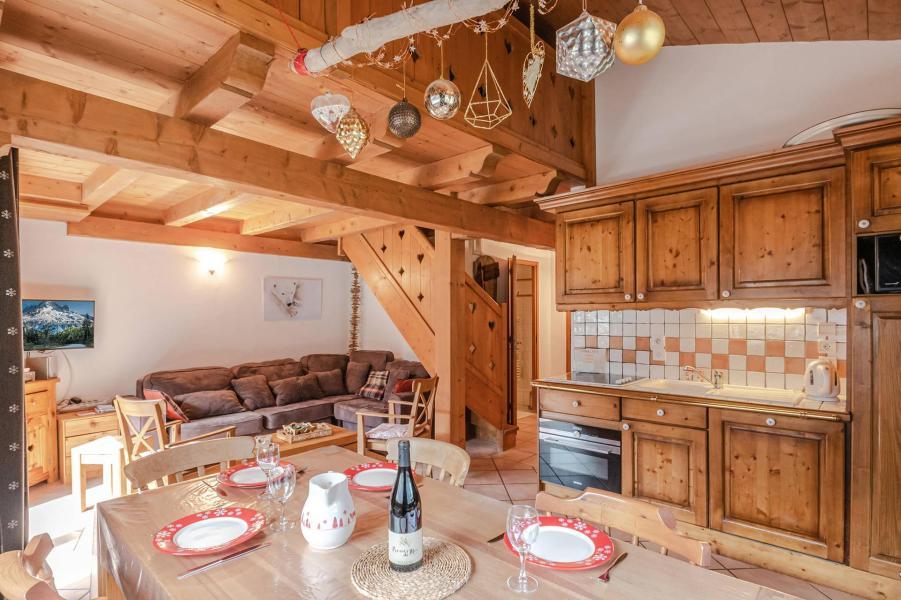 Location au ski Appartement 4 pièces 8 personnes - Chalet Clos des Etoiles - Chamonix - Chambre