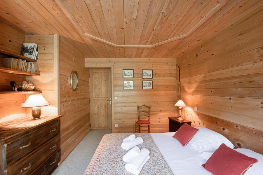 Location au ski Chalet 5 pièces 8 personnes - Chalet Eole - Chamonix - Chambre
