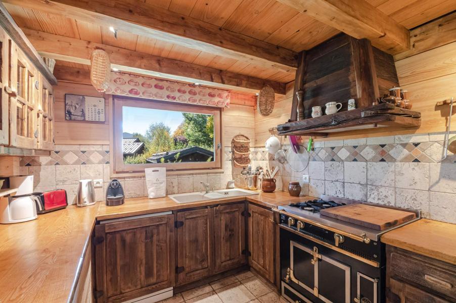 Location au ski Chalet 6 pièces 8 personnes - Chalet Eole - Chamonix - Chambre