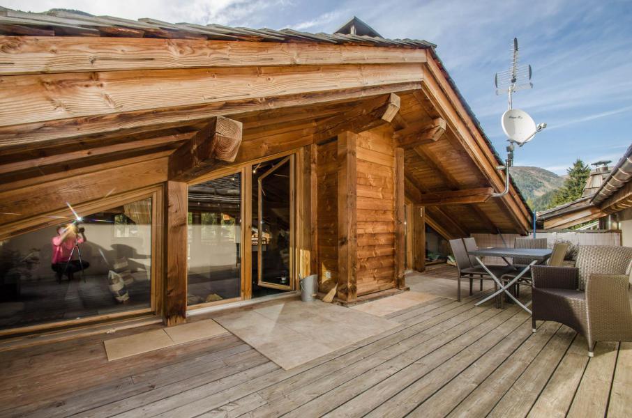 Location au ski Chalet 5 pièces 8 personnes - Chalet Gaia - Chamonix