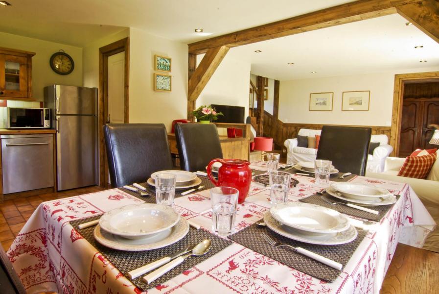 Wynajem na narty Domek górski 4 pokojowy 6 osób (bediere) - Chalet Griotte - Chamonix