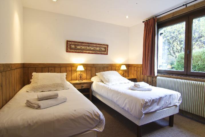 Wynajem na narty Domek górski 4 pokojowy 6 osób (bediere) - Chalet Griotte - Chamonix - Łóżkiem