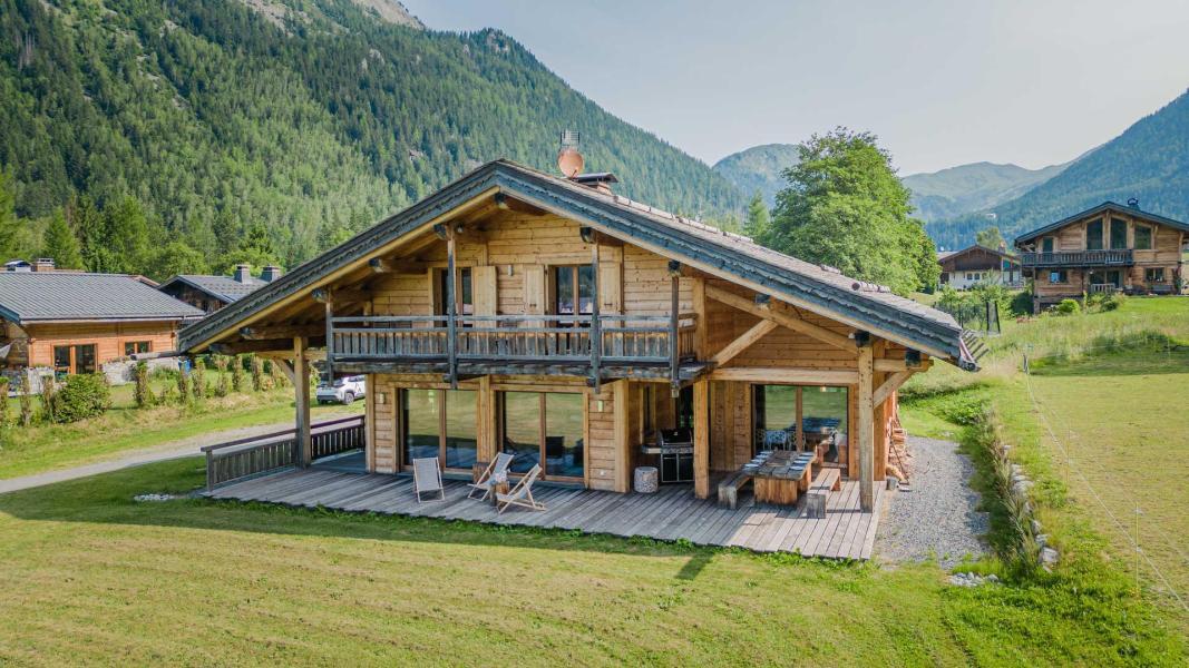 Soggiorno sugli sci Chalet Hévéa - Chamonix