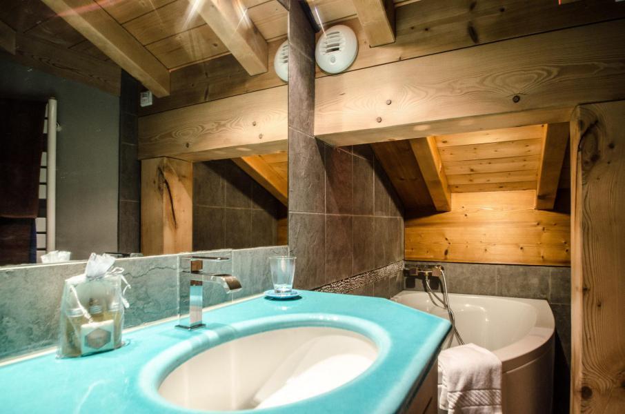 Location au ski Chalet duplex 3 pièces 4 personnes - Chalet June - Chamonix - Appartement