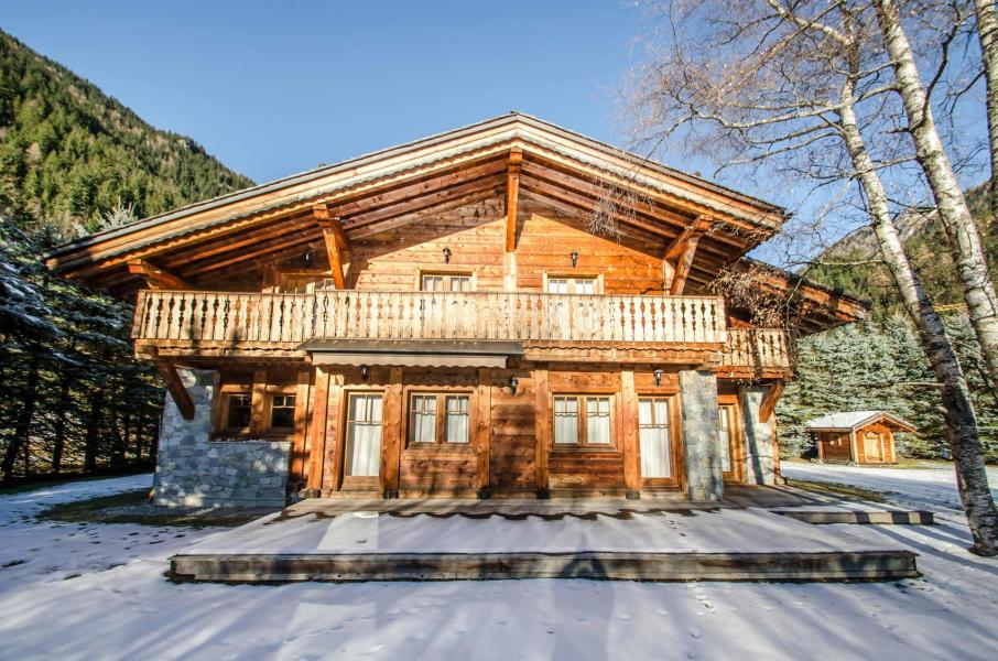 Location au ski Chalet La Perseverance - Chamonix