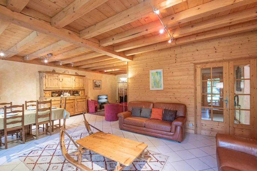Location au ski Chalet 8 pièces 12 personnes - Chalet La Perseverance - Chamonix - Salle de bains