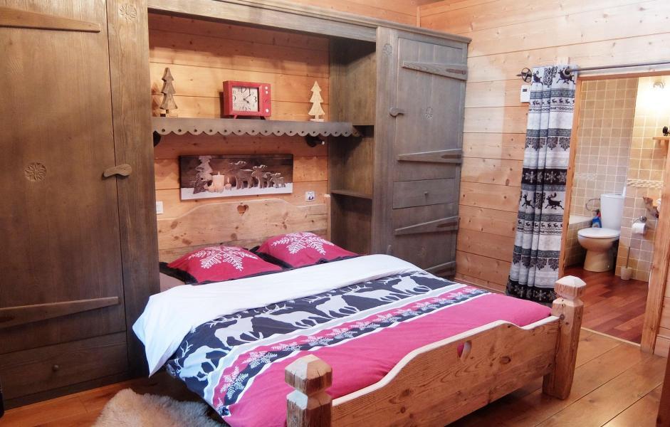 Location au ski Chalet La Taniere - Chamonix - Lit double