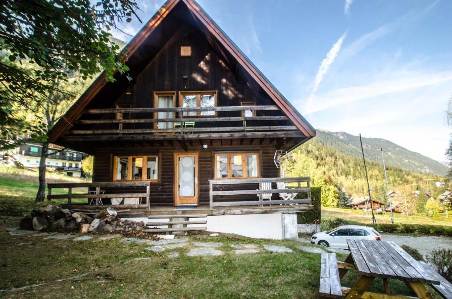 Wynajem na narty Chalet le Canada - Chamonix