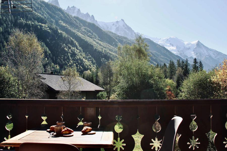 Location au ski Appartement 3 pièces 4 personnes (GOLF) - Chalet le Col du Dôme - Chamonix - Cuisine