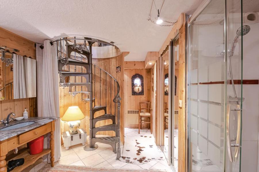 Location au ski Appartement 3 pièces 4 personnes (PIC) - Chalet le Col du Dôme - Chamonix - Cuisine
