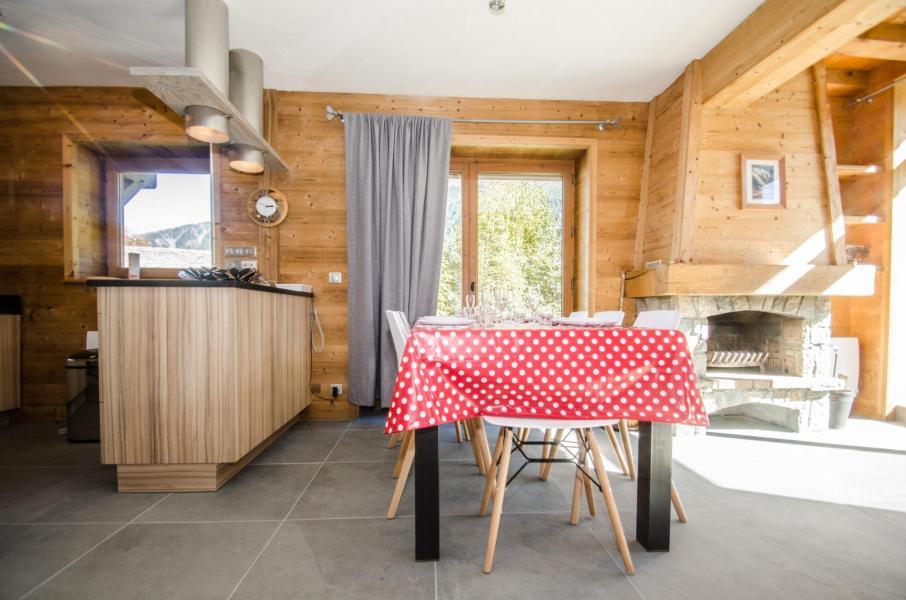 Location au ski Chalet 4 pièces 6 personnes - Chalet le Panorama - Chamonix - Appartement