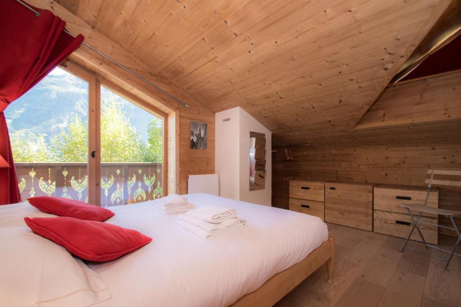 Location au ski Chalet le Panorama - Chamonix - Séjour