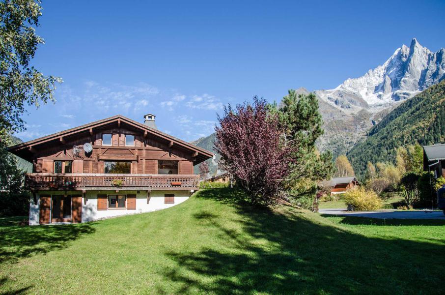 Location au ski Chalet le Tilleul - Chamonix