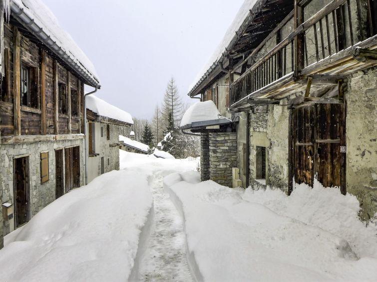 Vakantie in de bergen Appartement 3 kamers 5 personen (3) - Chalet le Tour - Chamonix - Buiten winter