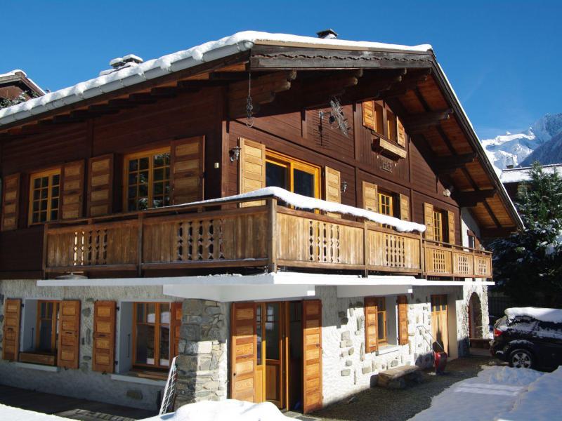 Chalet Chalet le Yatagan - Chamonix - Alpes du Nord