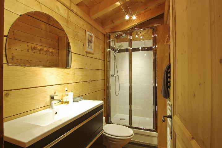 Location au ski Chalet 7 pièces 10 personnes - Chalet Macha - Chamonix - Extérieur hiver