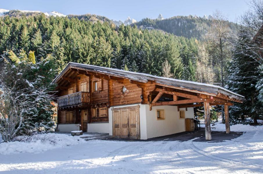 Location au ski Chalet Macha - Chamonix