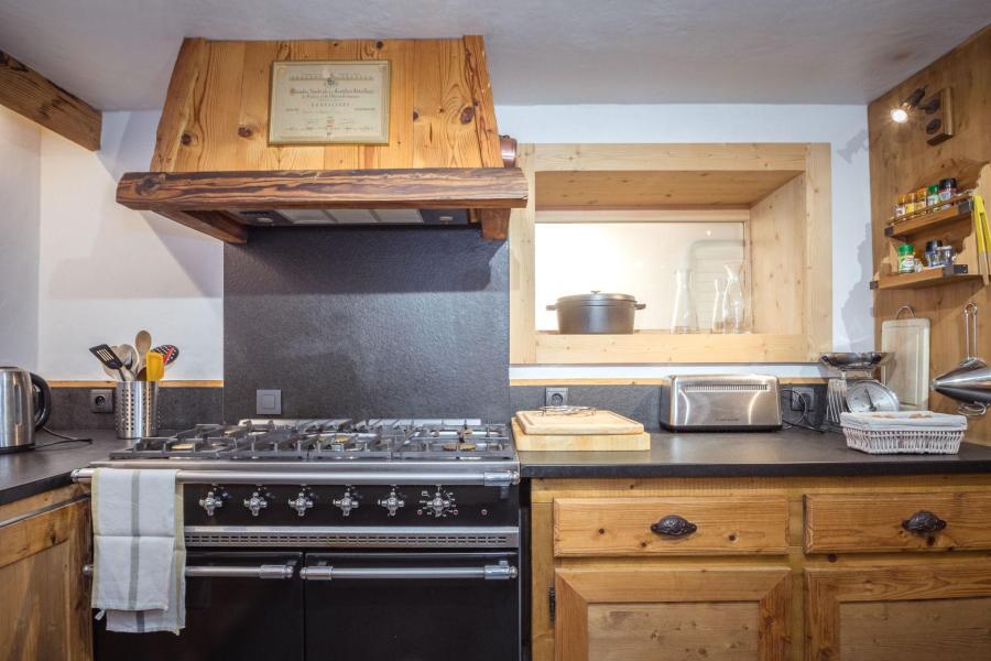 Аренда на лыжном курорте Шале 6 комнат 8 чел. - Chalet Macha - Chamonix - Кухня