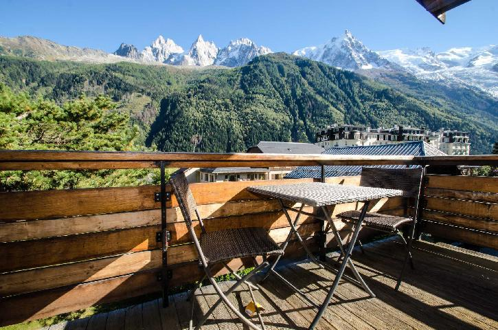 Location au ski Appartement 3 pièces 6 personnes (ODYSSEE) - Chalet Makalu - Chamonix