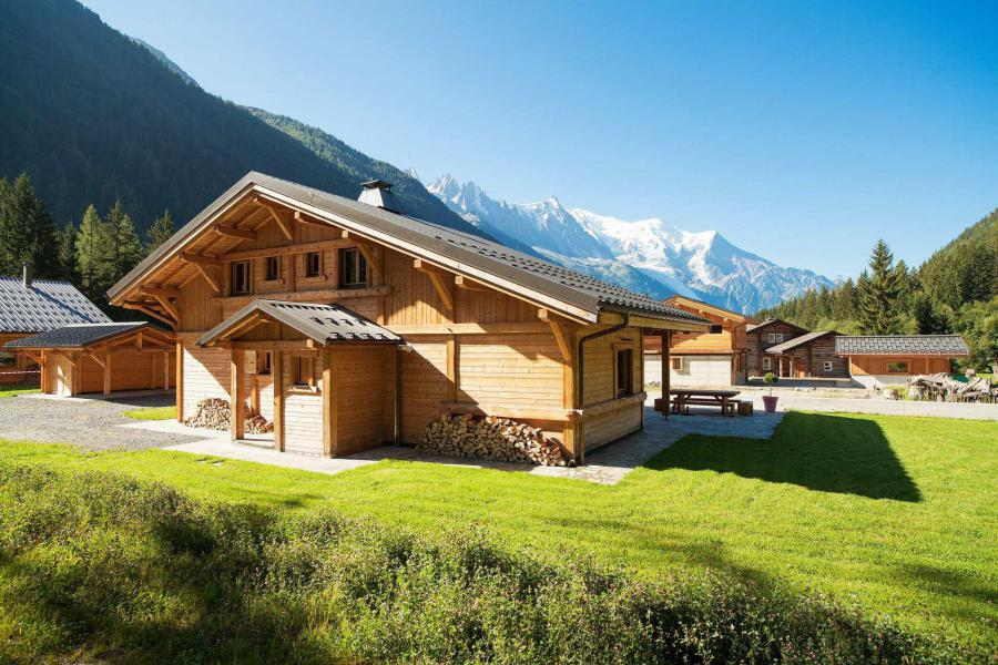 Location au ski Chalet Marius - Chamonix